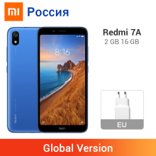 Xiaomi Redmi 7A 16GB 2GB Octa Core 12MP New Mobile-Phone Global-Version Snapdargon Full-Screen