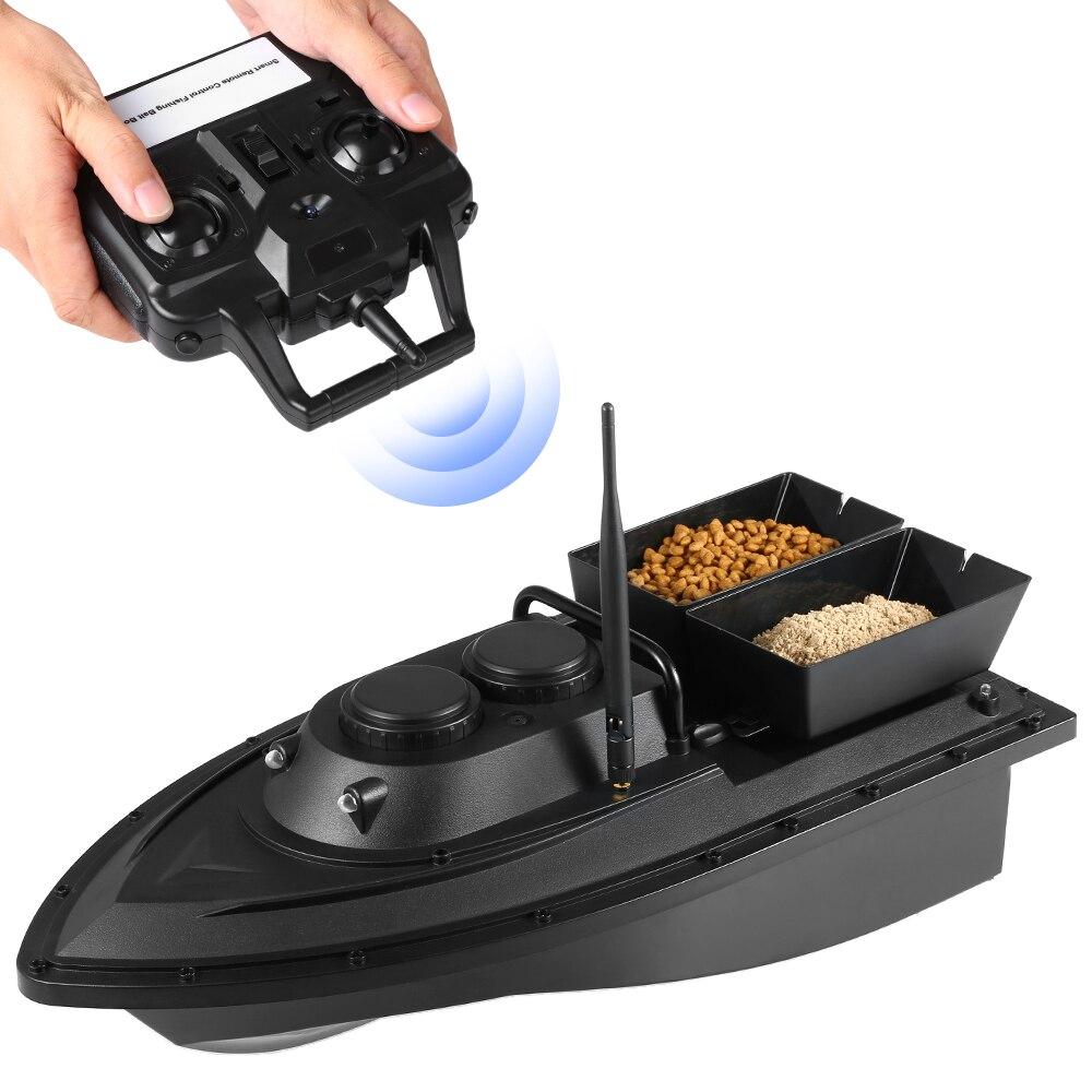 Smart RC 500M Wireless Remote Control Fishing Feeder Fishing Bait Boat I5M4