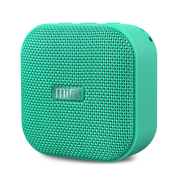 Беспроводная Bluetooth Колонка Mifa TWS, водонепроницаемая портативная мини-стереоколонка для iPhone, телефонов Samsung