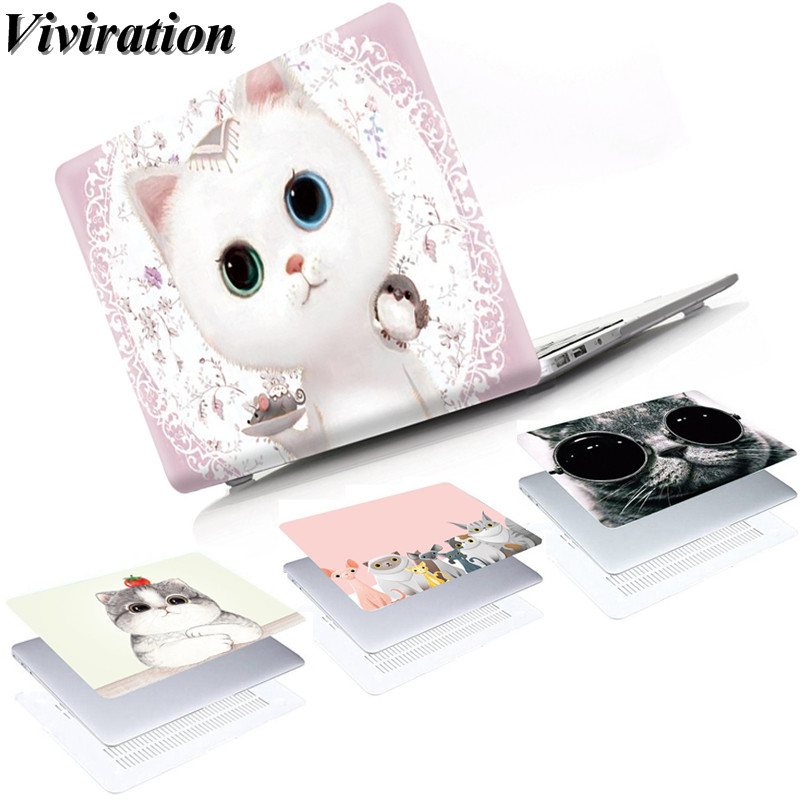 For Macbook 2016 Pro 13 15 Touch Bar Laptop Case For MacBook Air Pro Retina 11 12 13 15 Fashion 2019 Women Girl Print Hard Cover