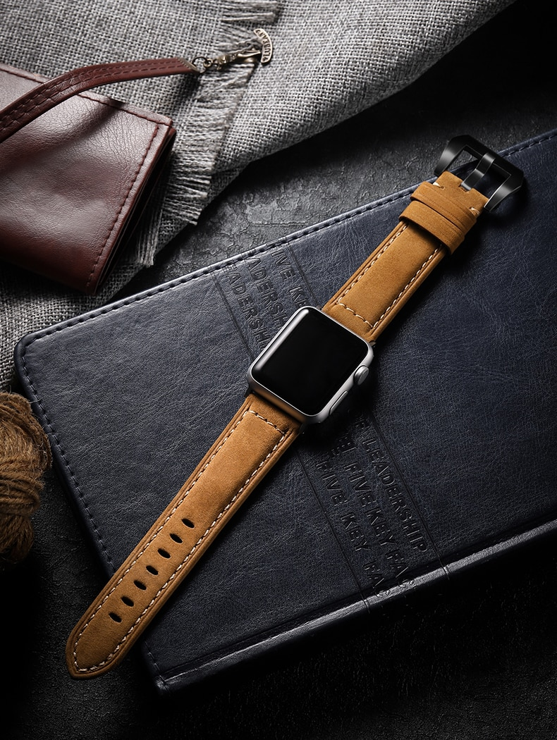 Vintage Apple Watch Straps | Vintage  Apple Watch Bands | The Ninth Co