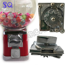 Coin Acceptor Selector Capsule-Toy Vending-Machine Gashapon Mechanical-Mechanism