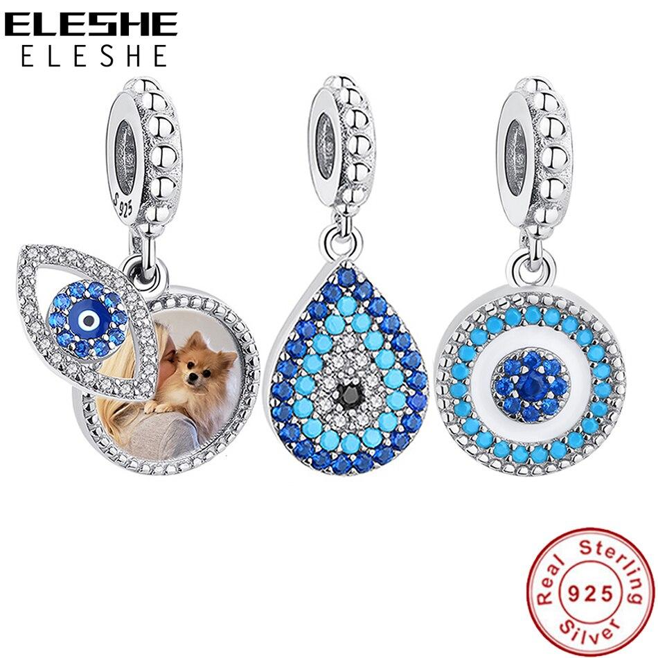 Fashion 925 Silver Crystal Cat Charm European Beads Fit Necklace Bracelet DIY !!