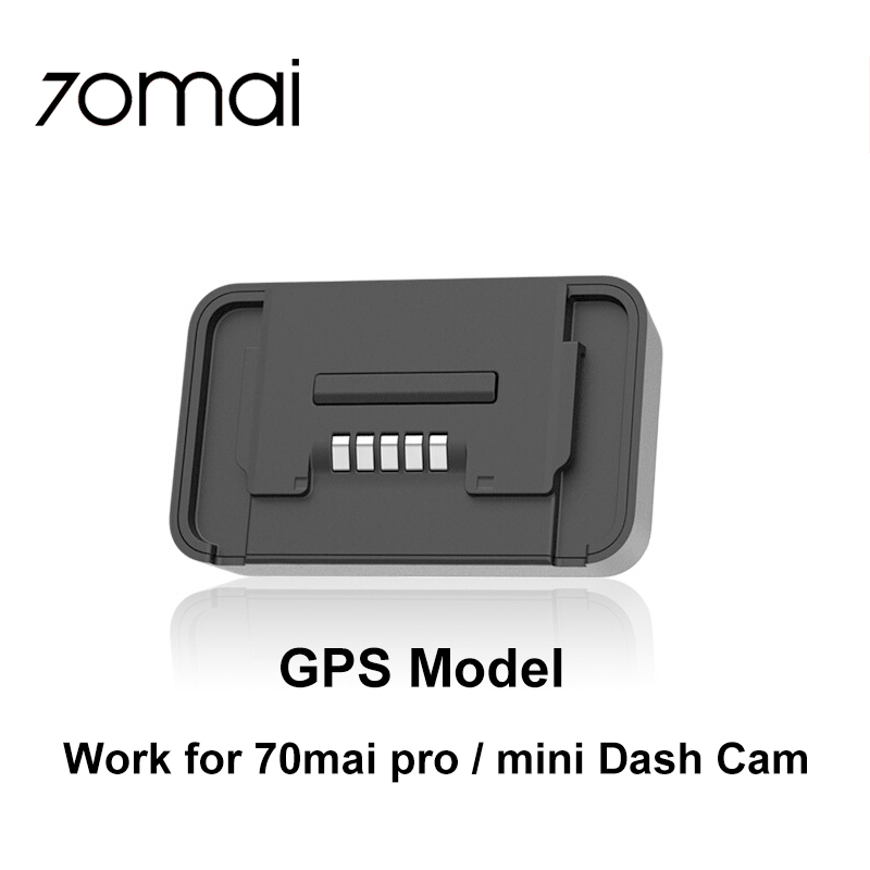 70mai Gps-Module Video-Recording Dash-Cam ADAS for Pro Mini Location Original title=