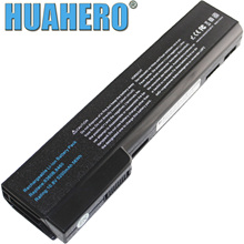 HUAHERO CC06 Battery for HP EliteBook 8460p 8460w 8470p 8470w 8560p 8570p 6360b 6460b 6465b 6560b 6565b HSTNN I91 CC06X CC06XL