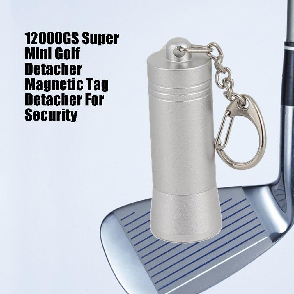 Separador Magn/ético para Golf//supermercado Separador de Etiquetas Magn/éticas Separador Magn/ético de Golf 12000GS Security Tag Detacher Separador de Etiquetas de Seguridad