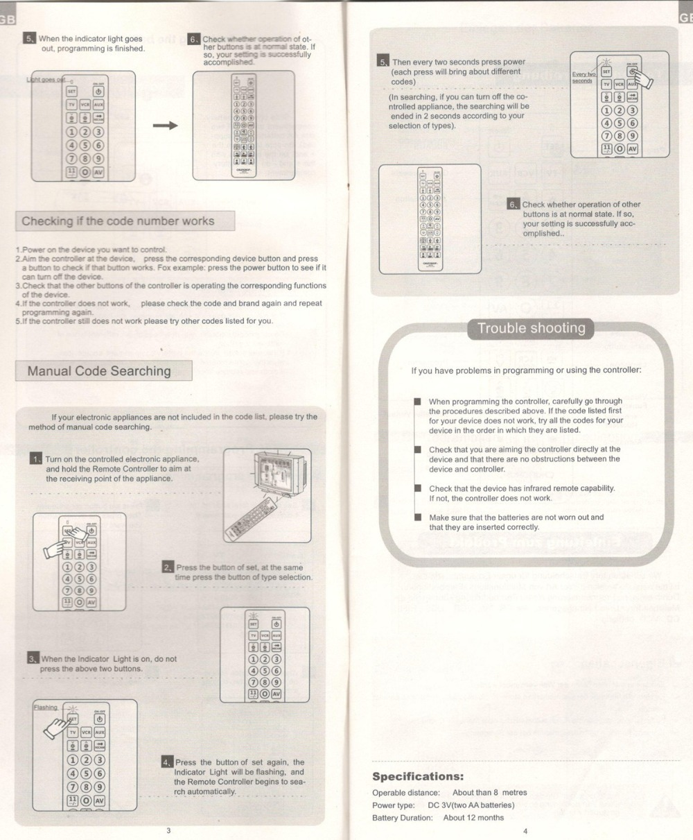 Aiming 4-canale wireless RF telecomando 433 MHz cancello elettrico porta telecomando Portachiavi controller