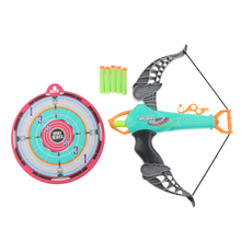 Simulation Bow And Arrow With Aim Set For Kids Outdoor Sports Toys Gifts
