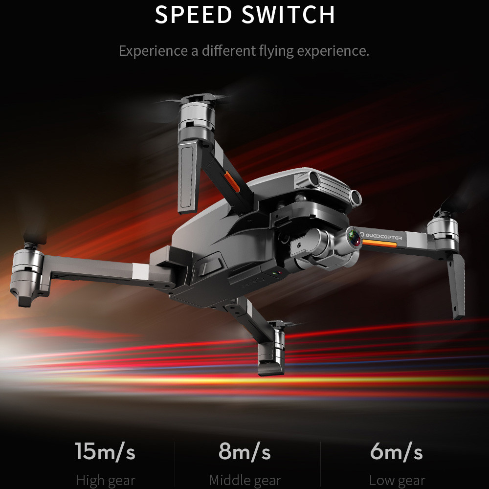 Vehicle - L109PRO GPS Drone 4K Quadcopter HD ESC Camera Brushless 5G WiFi FPV HD ESC Camera Brushless Helicopter Long Flight Time