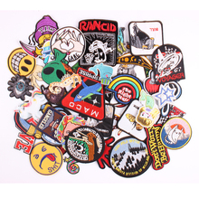 Random-Fashion Patches Sticker Clothing Iron-On-Pathes Lovely Diy-Accessory Applique