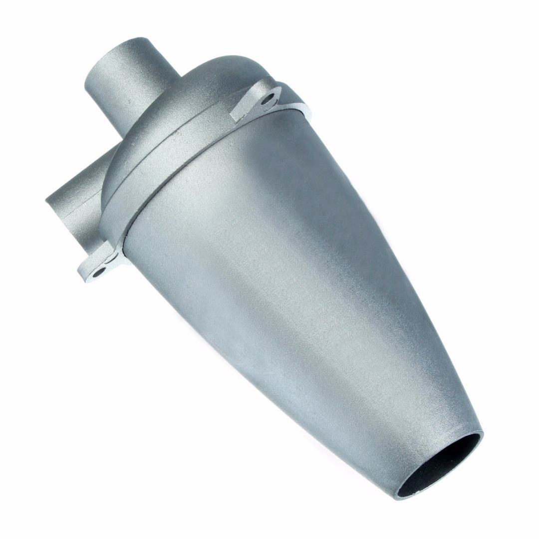 Aluminium Alloy  Dust Collector Aluminium Cyclone Dust Filter Cyclone Dust Separator Collector Vacuums Cleaner