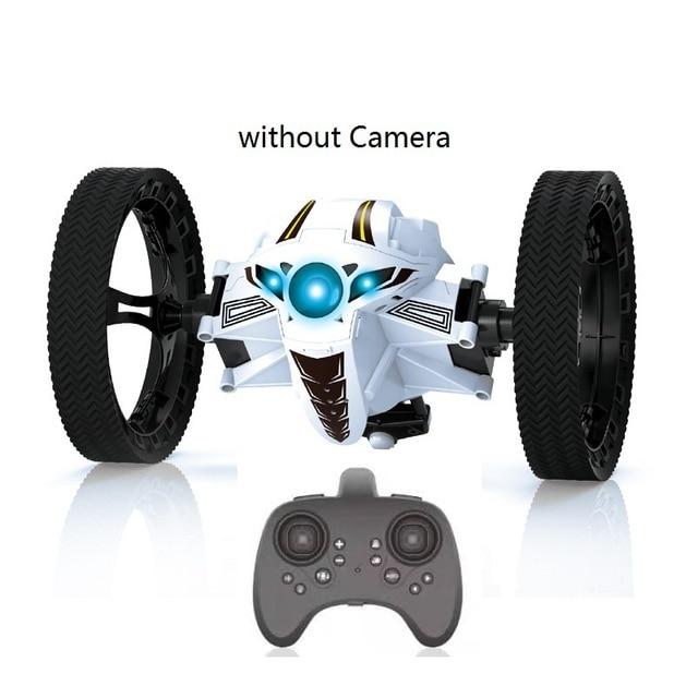 Jumping car voiture saut en hauteur 2.4G 2MP WiFi FPV Caméra