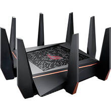 Tri-Band Game RT-AC88U Gigabit Router Enterprise Mu-Mimo-Fiber Intelligent AC3100 Home-Wifi
