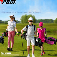 Carbon-Swing-Putter-Bag Driver-Iron Golf-Club Junior Full-Sets Kids Gift Practice-Learning