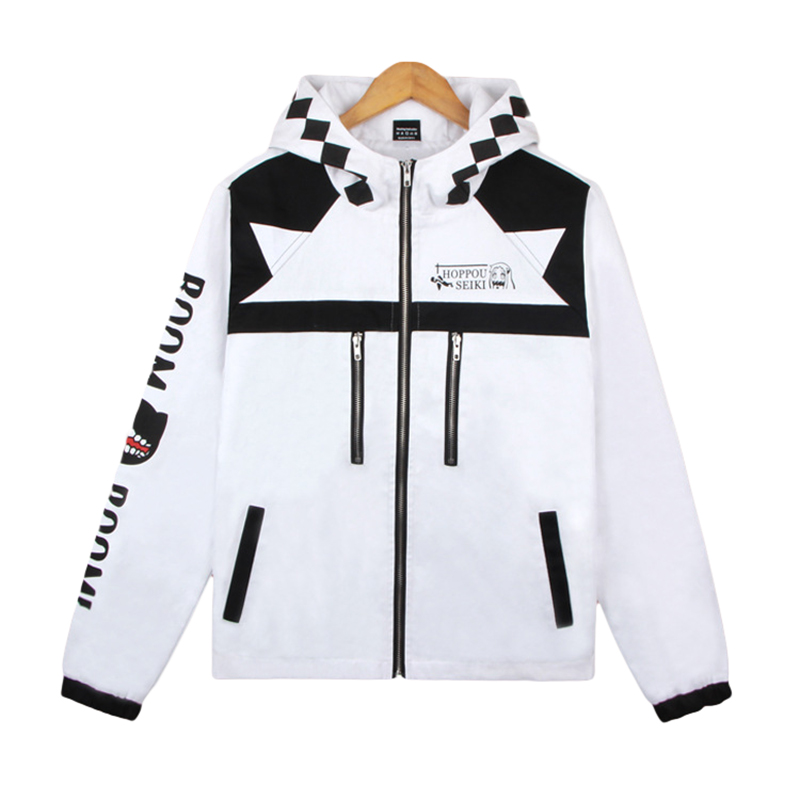 Brdwn Kantai Collection Unisex Hoppu Seiki Cosplay Top Hoodie Casual Coat Jackets