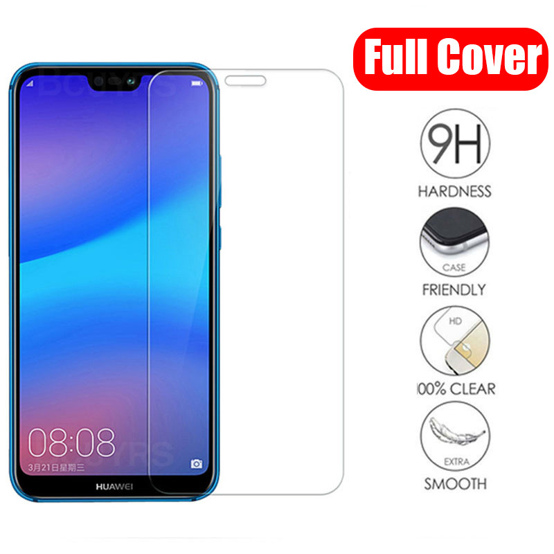 Tempered-Glass Screen-Protector P20-Lite Huawei P20 Honor Full-Cover 8X P30 for 9 8x9x title=