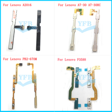 Volume-Button A7-30 Lenovo Phab-Plus pb2-670m Flex-Cable FPC for Vibe Tab-2 4-P3588 V2.1