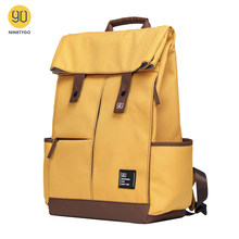 Laptop Backpack School-Bag Ninetygo 90fun Teenager Leisure College Unisex Fashion Computer
