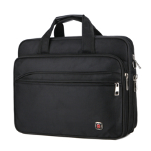 Men Briefcase Laptop Messenger-Bag Computer Shoulder Business Portable Handbag Document