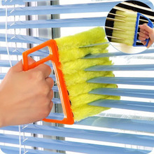 Duster Cleaning-Cloth Blind-Blade Air-Conditioner Microfiber Venetian Washable Useful