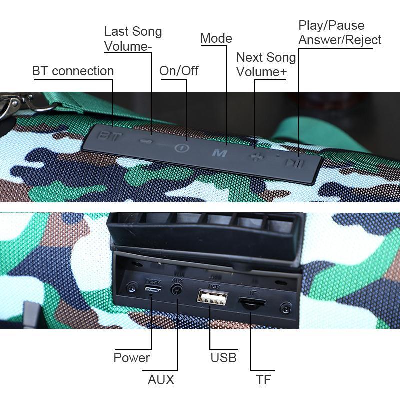 Really-40W-Bluetooth-Speaker-Portable-Column-Music-Player-Sound-System-Boom-Box-with-FM-Radio-Aux
