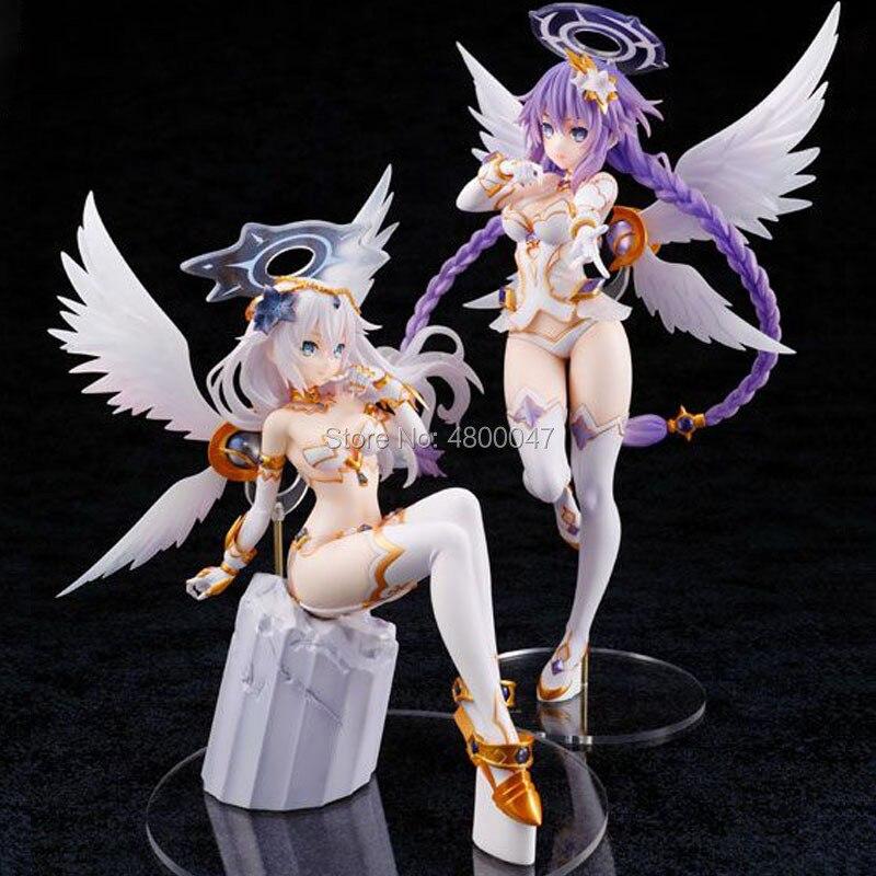 Hyperdimension Neptunia Neptune PVC figure figures doll dolls toy anime new