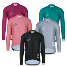 Cycling-Jersey Long-Sleeve Pink TEAM Spring Black Summer PRO DIIKE Top-Quality