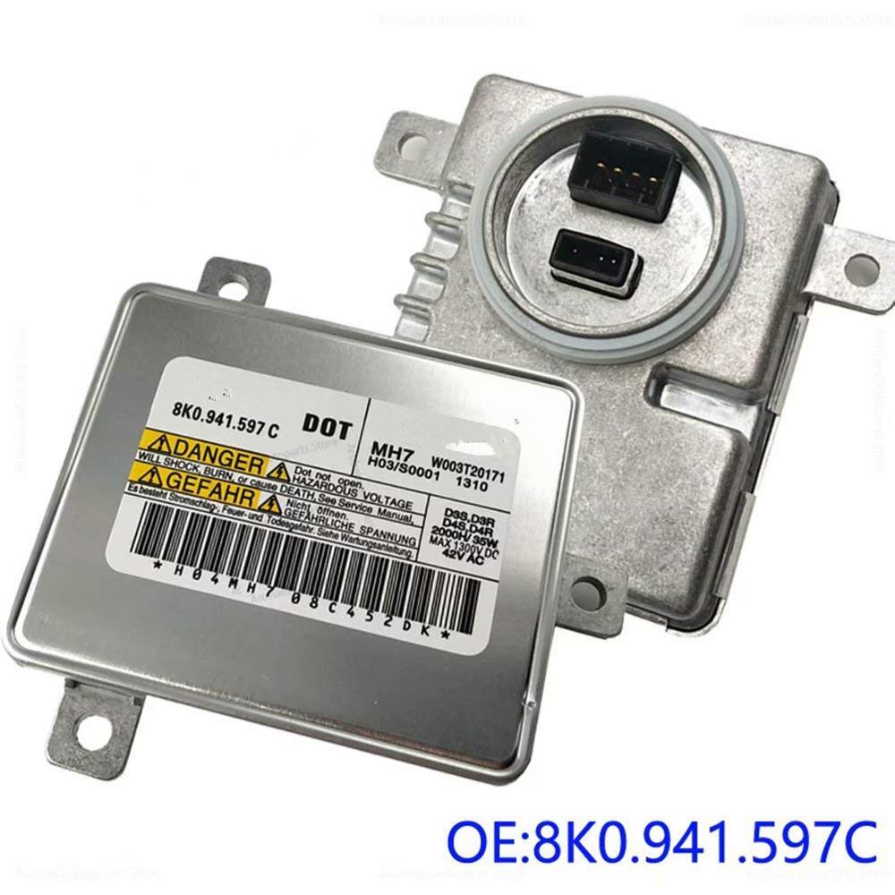 28 pin AL Xenon Headlight HID Ballast POWER PLUG Audi A4 Mercedes FACTORY OEM