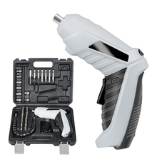 Cordless Screwdriver Power-Tools Electric-Drill-Hole Wrench Charging-Mode