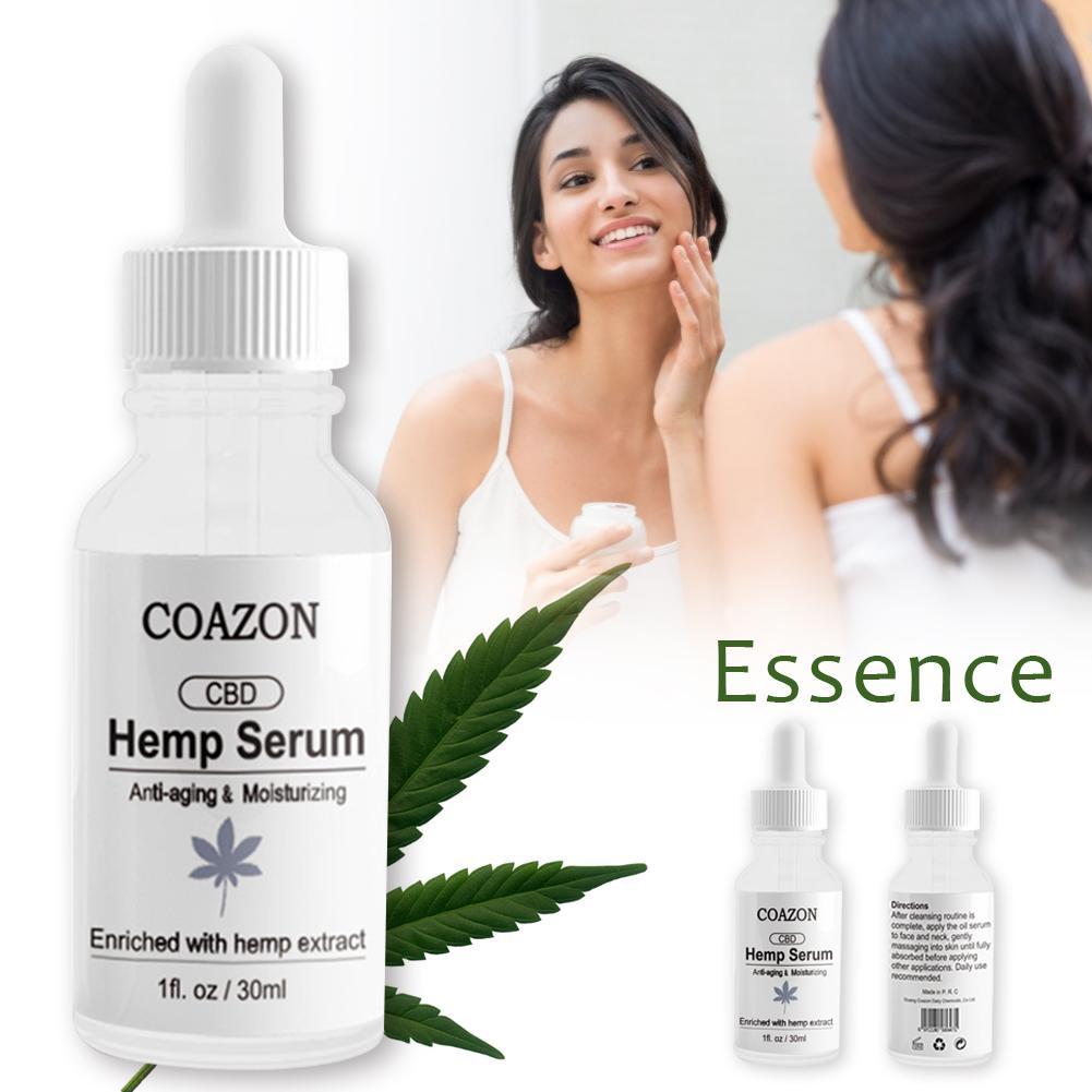 Dreamy Hemp Seed Essence Oil 30ml 7