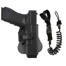 Holster Gun-Sling Hunting-Accessories Airsoft Pistol Tatical Glock for 17-19-22/26-31