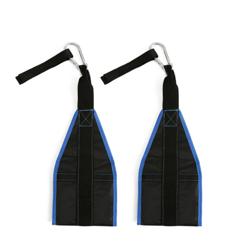 Details about  /Heavy Duty Sling Ab Hanging Straps Ab-Crunch Boxing Weight Lifting Gym Fitness