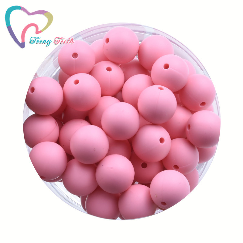 10 silicone SAGE GREEN 9mm beads round BPA free baby teeth safe nursing army