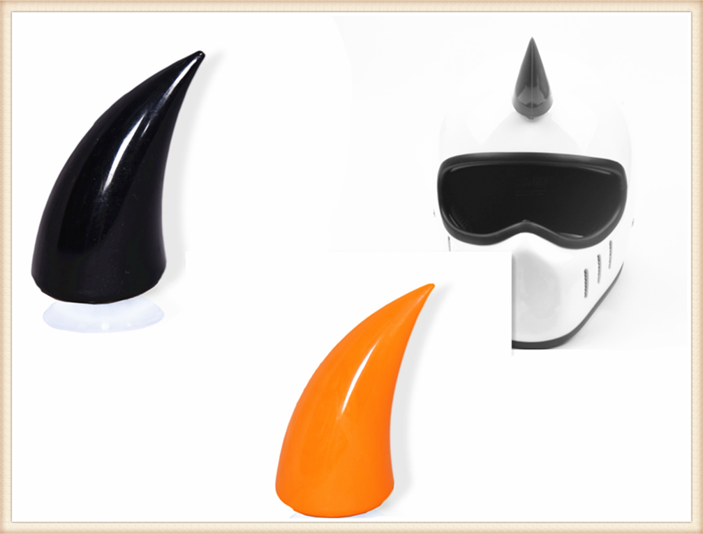 Motorcycle helmet suction cup corner plastic rubber off-road modeling for KTM 450SX SX-F SX-R 450XC 450XC-F 450XC-W XCR-W