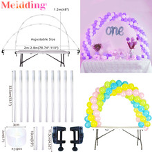 Balloon-Arch-Kit Column Globos Birthday-Party-Decorations Baby Shower Wedding Kids