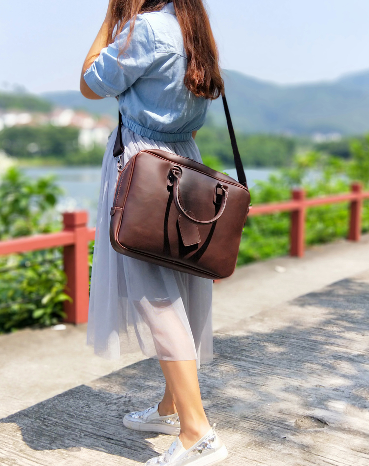 women leather briefcase  (5)