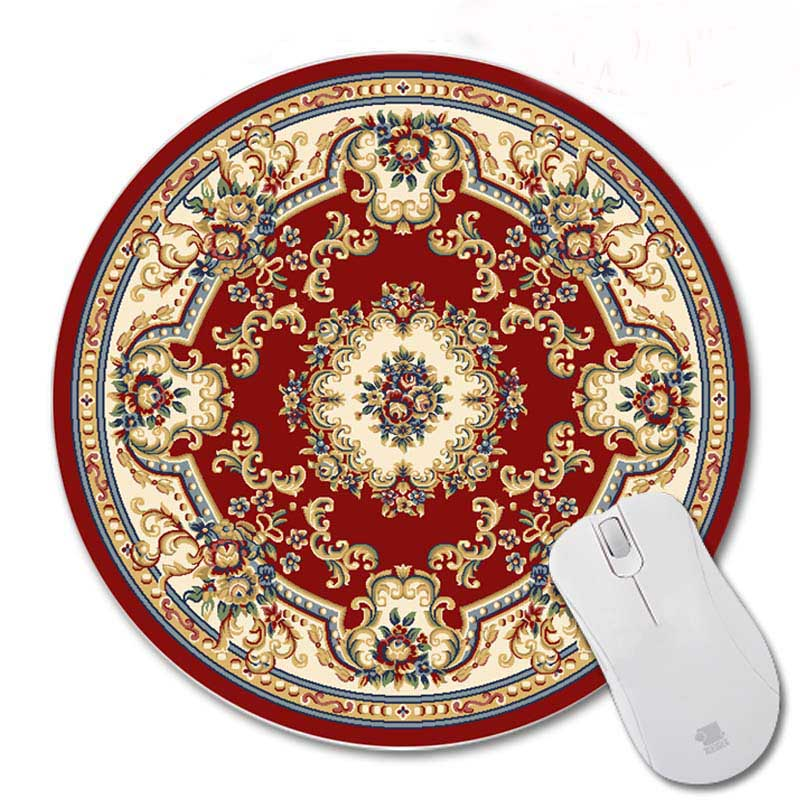 Congsipad-200-200-2mm-Print-Red-Persian-rug-Customized-Non-Slip-Rubber-3D-Printing-Gaming-Durable