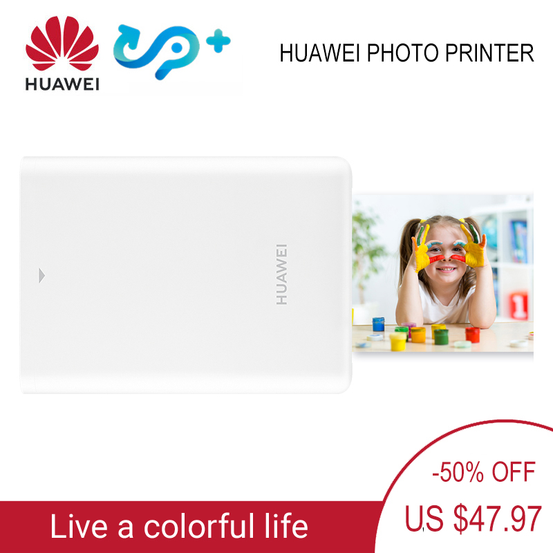 HUAWEI Pocket-Photo-Printer CV80 Photo-Moble Mini Portable Phones 300dpi DIY AR Bluetooth title=
