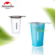 Water-Cup Naturehike Ultralight Running Recyclable Folding Soft Travel TPU Camping-Equipment