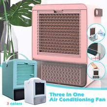 Fan Air-Conditioner Water-Cooling-Fan Office Portable Desktop for Car Purifier Mini-Usb