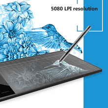 Graphics Drawing Pen-Tablet 10--6inch Passive-Pen Digital Touch Gesture Smart A30 8192