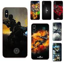 ТПУ кожа Paintin для Xiaomi Mi A1 A2 A3 CC9 CC9E 9T mi10 mi9 mi8 pro lite SE Fashion Cs Go Counter Strike Global offension(China)