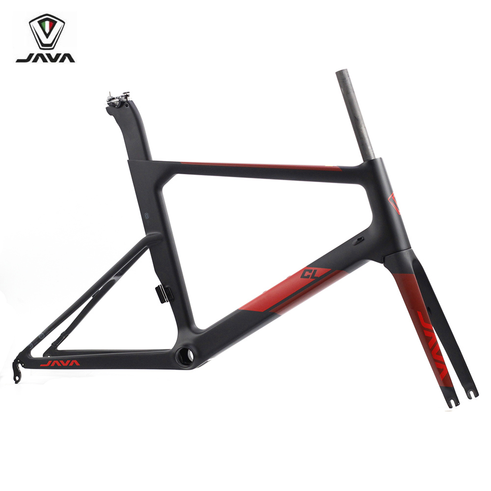 Frame Fork Disc-Brake Seatpost City-Bikes Velo Carbon-Aero-Cl JAVA Mini 406 Urban 451 title=