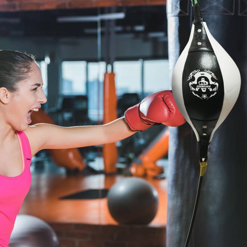 Wall Punching Pad Boxing Punch Target Training Sandbag Sports Dummy Bag Figh Pw