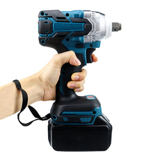 Power Tools Impact Wrench Electric Tools Electric Wrench Screwdriver For Makita 18V Battery
