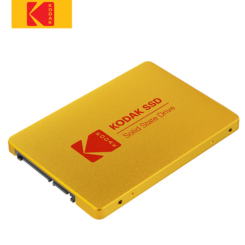 Kodak X100 Internal Solid State Drive 120GB 240GB 480GB 960GB 2.5 inch SATA III SSD HDD Hard Disk HD for Notebook PC
