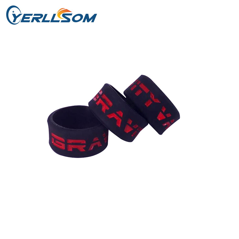 YERLLSOM 200pcs/Lot High Quality Customized printed vape bands for gifts Y19122401