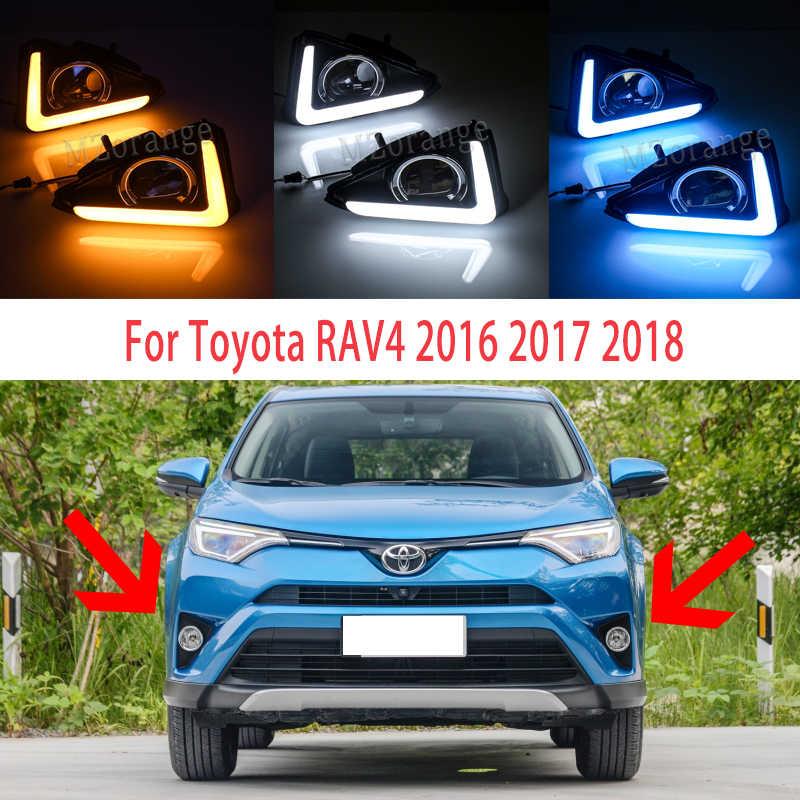 For 2017 2018 2019 Toyota Corolla Fog Light Daytime Running Lamp LED Left