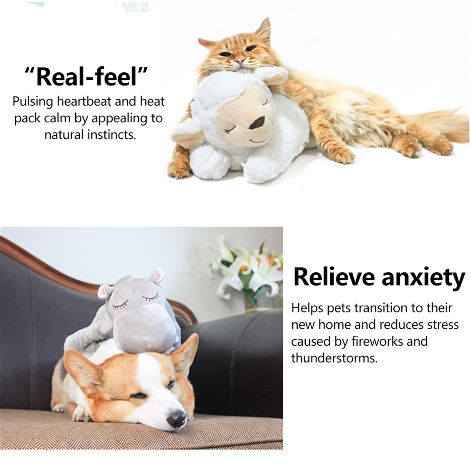 best heartbeat toy for puppy