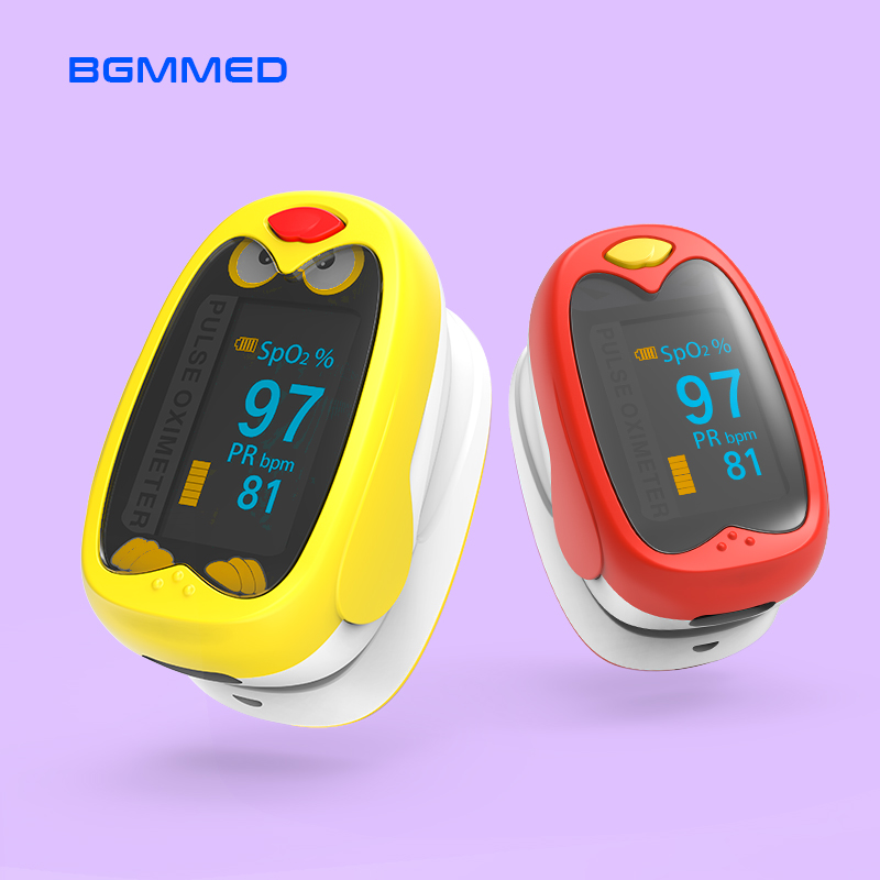 Infant Pulse Oximeter Pediatric SpO2 Blood Oxygen Heart Rate Monitor baby Neonatal child kids Rechargeable CE Approved